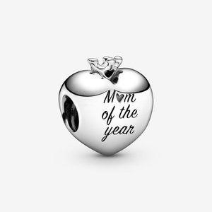 Pandora Mom Of The Year Heart Charm
